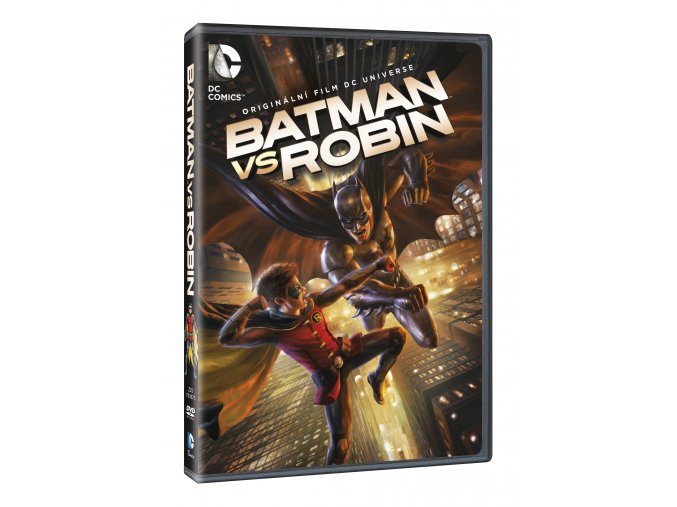 DVD: Batman vs. Robin