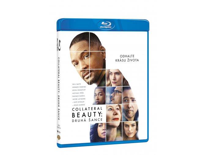 Blu-ray: Collateral Beauty: Druhá šance