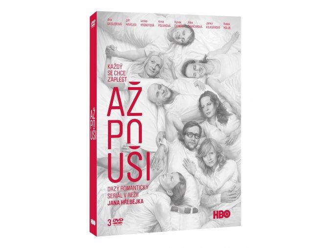 DVD: Až po uši 3DVD