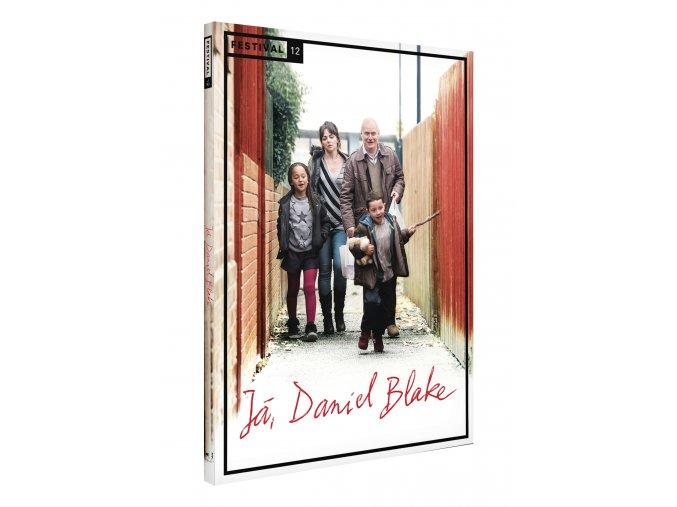 Já, Daniel, Blake DVD