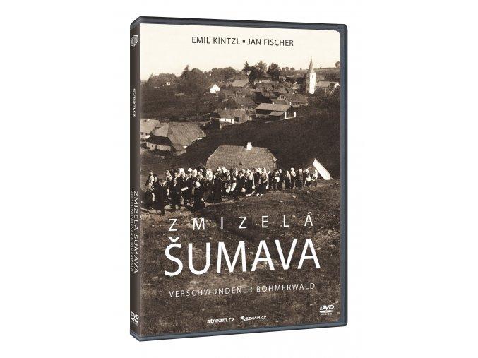 Zmizelá Šumava DVD