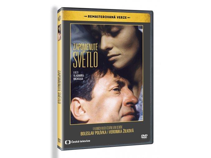 Zapomenuté světlo DVD (remasterovaná verze)