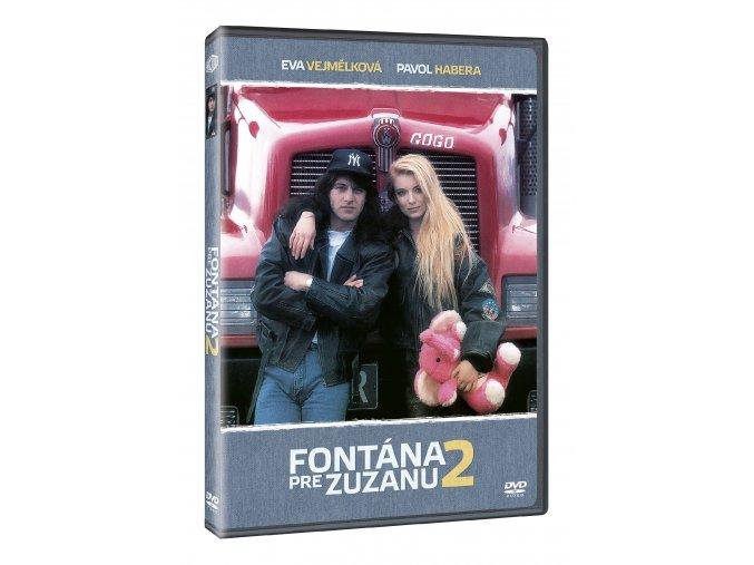 DVD: Fontána pre Zuzanu 2