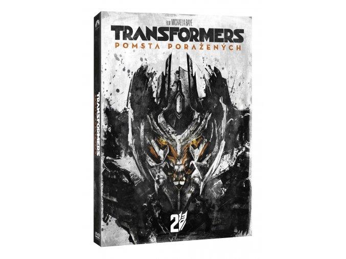 Transformers: Pomsta poražených DVD - Edice 10 let