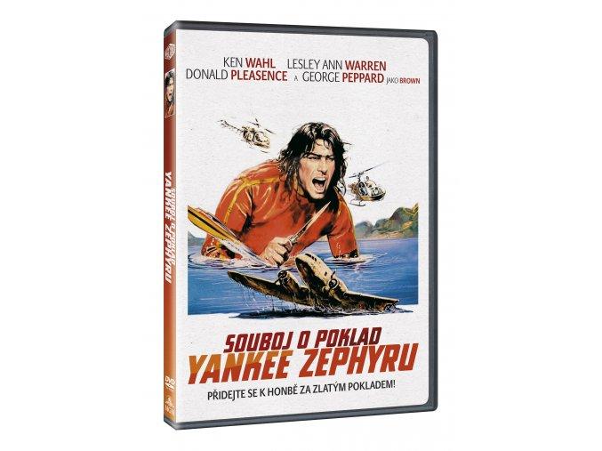 Souboj o poklad Yankee Zephyru DVD