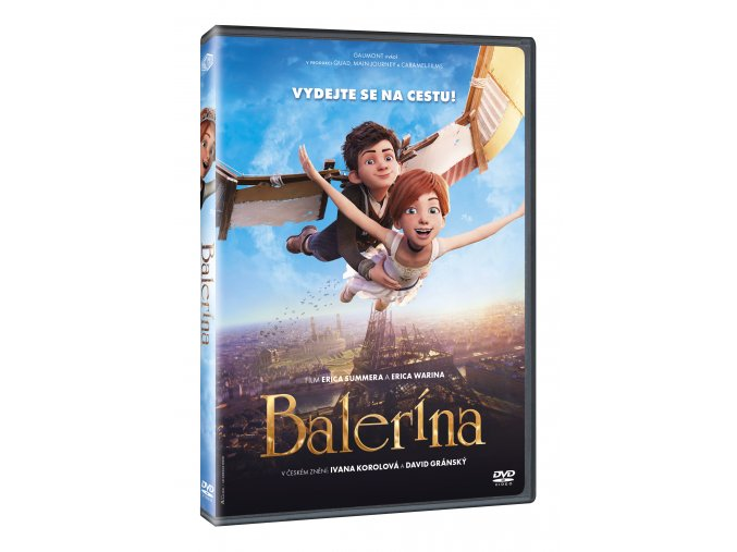 DVD: Balerína