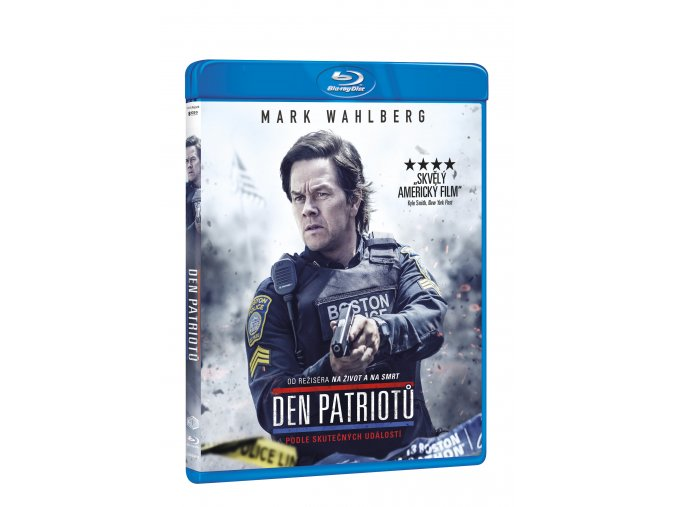 Blu-ray: Den patriotů