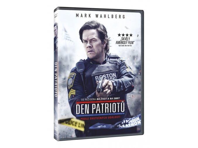DVD: Den patriotů