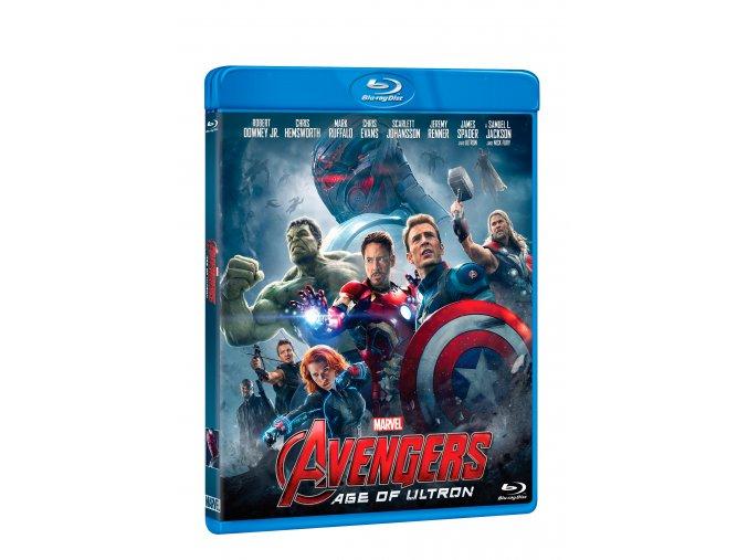 Blu-ray: Avengers: Age of Ultron