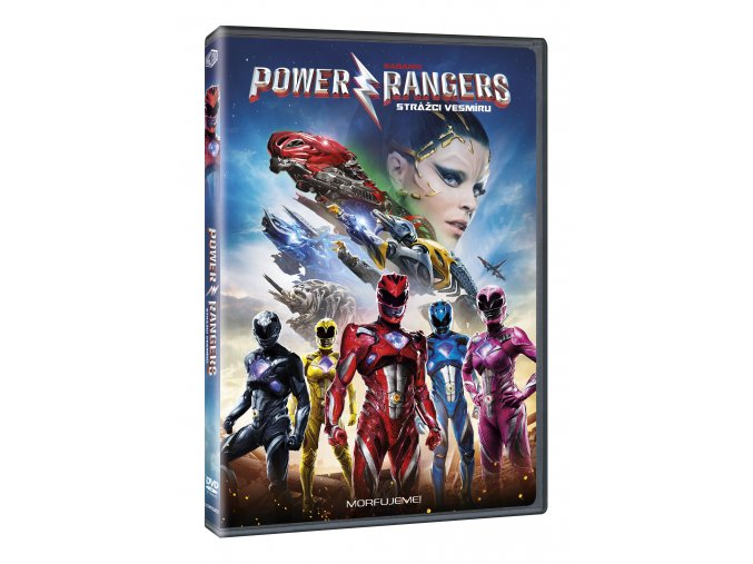 Power Rangers - Strážci vesmíru DVD