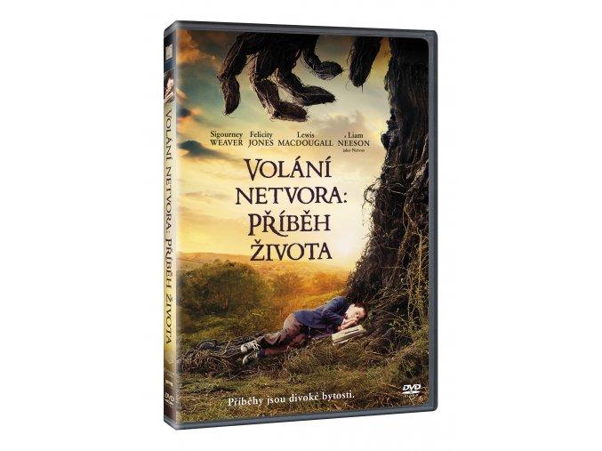 Volání netvora: Příběh života DVD