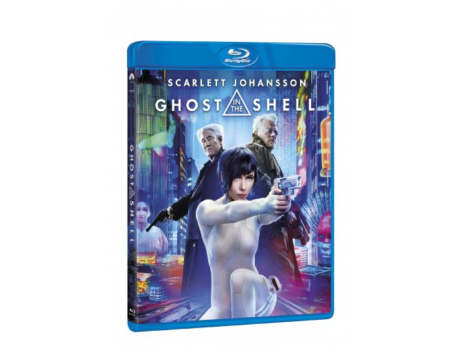 Blu-ray: Ghost in the Shell