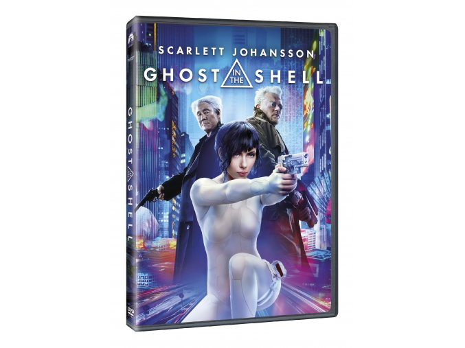 DVD: Ghost in the Shell