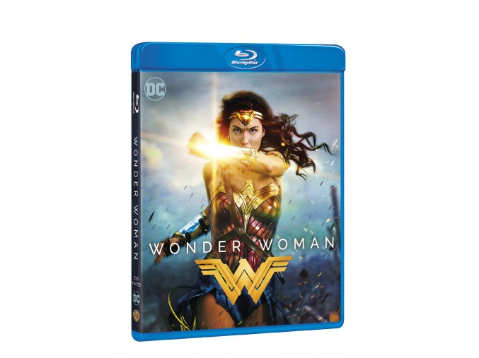 Blu-ray: Wonder Woman