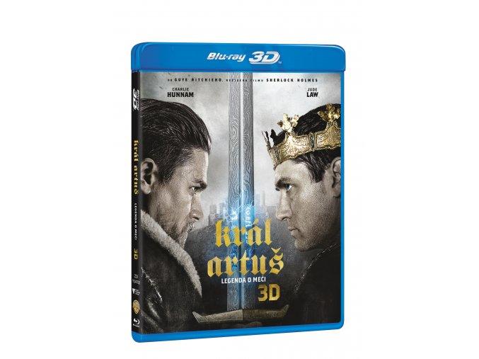 Král Artuš: Legenda o meči 2BD (3D+2D)