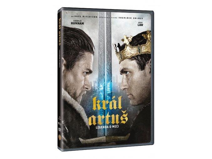 Král Artuš: Legenda o meči DVD