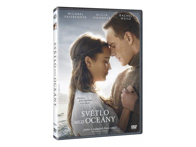 DVD: Světlo mezi oceány