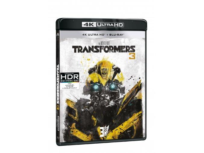 Transformers 3 2BD (UHD+BD)