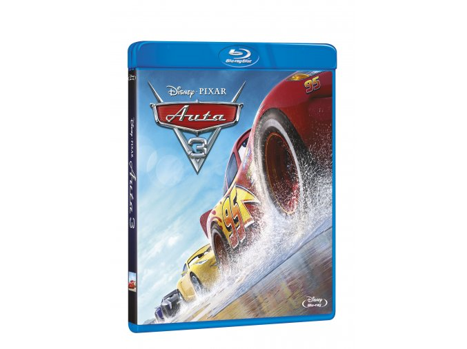 Blu-ray: Auta 3