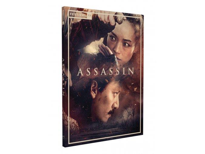 DVD: Assassin