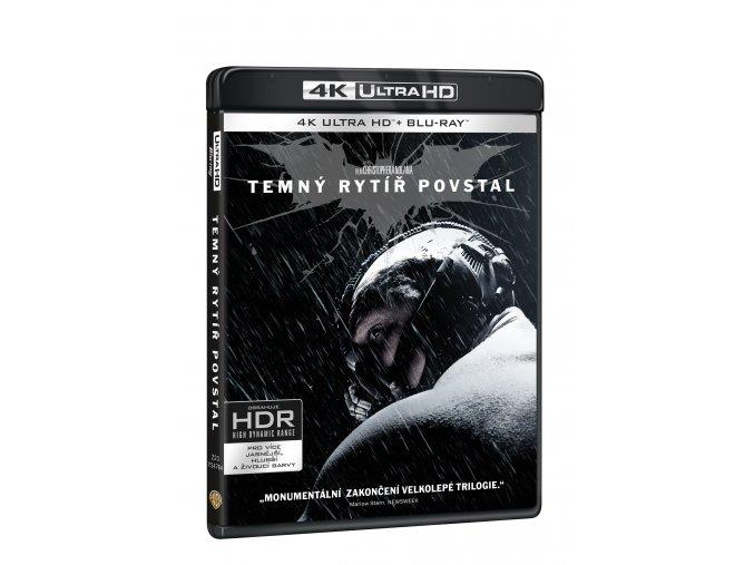 Temný rytíř povstal 3BD (UHD+BD+bonus disk)