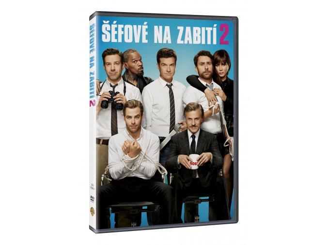 DVD: Šéfové na zabití 2.