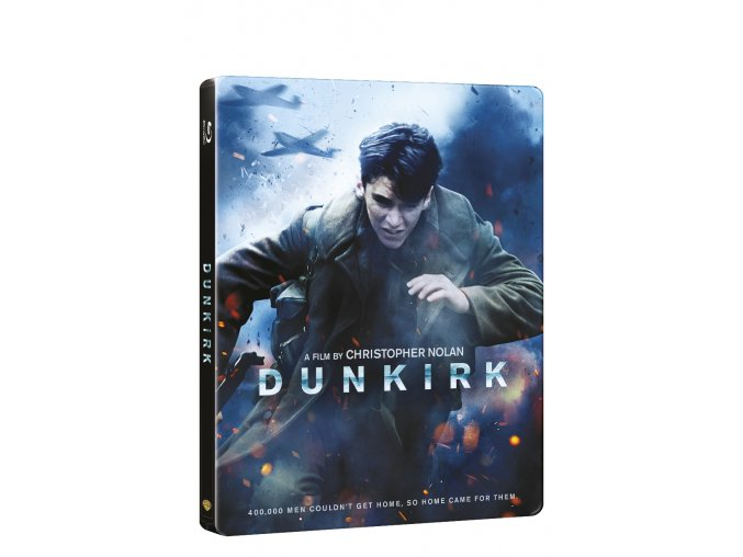 dunkerk 2blu ray bd bonus disk steelbook 3D O