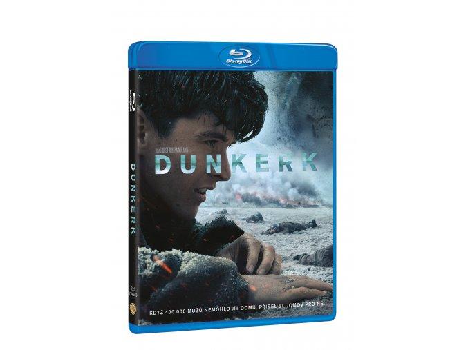 Blu-ray: Dunkerk 2BD (BD+bonus disk)