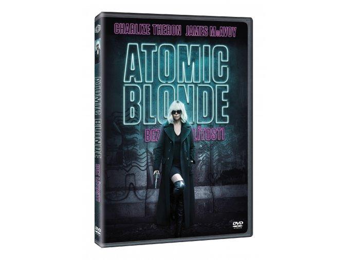 DVD: Atomic Blonde: Bez lítosti