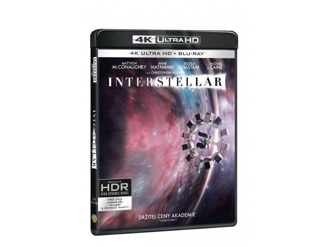 Interstellar 3BD (UHD+BD+bonus disk)