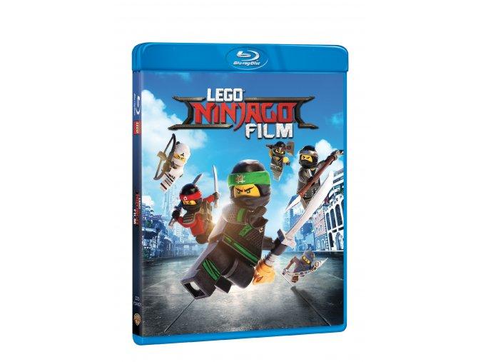 Blu-ray: Lego Ninjago film