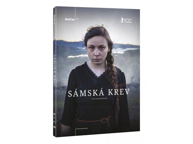 DVD: Sámská krev