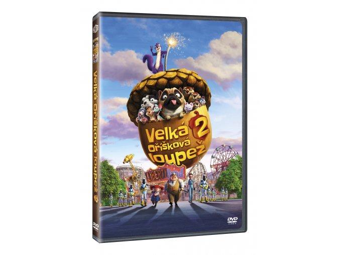DVD: Velká oříšková loupež 2