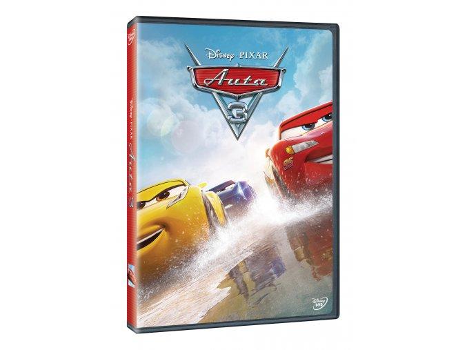 DVD: Auta 3