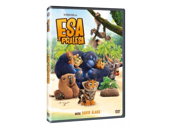 DVD: Esa z pralesa