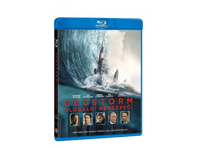 Blu-ray: Geostorm - Globální nebezpečí