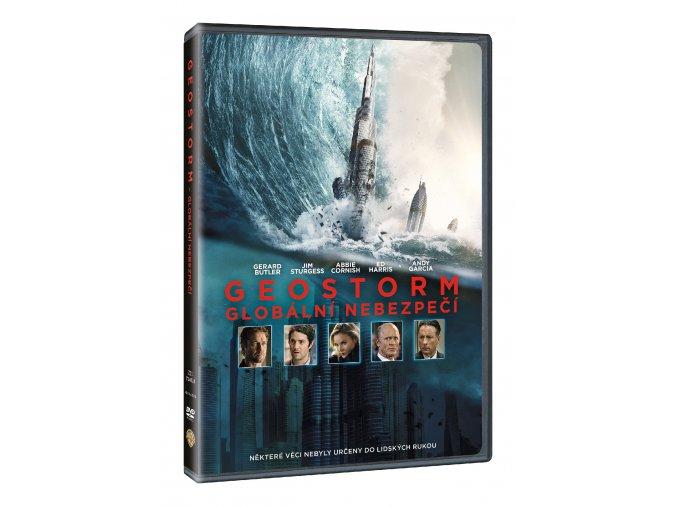 DVD: Geostorm - Globální nebezpečí