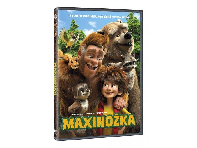 DVD: Maxinožka