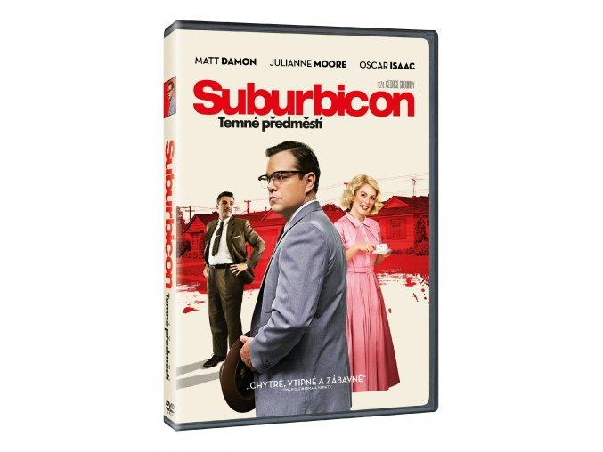 DVD: Suburbicon: Temné předměstí