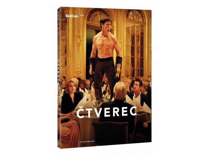 DVD: Čtverec