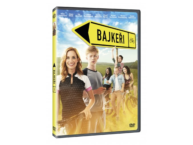 DVD: Bajkeři