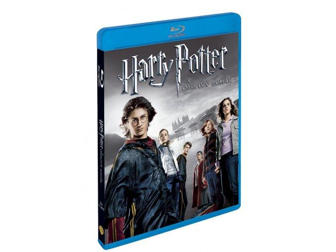 Blu-ray: Harry Potter a Ohnivý pohár