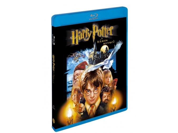 Blu-ray: Harry Potter a Kámen mudrců