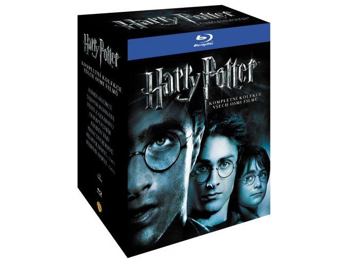 Harry Potter kolekce roky 1-7b. 11BD
