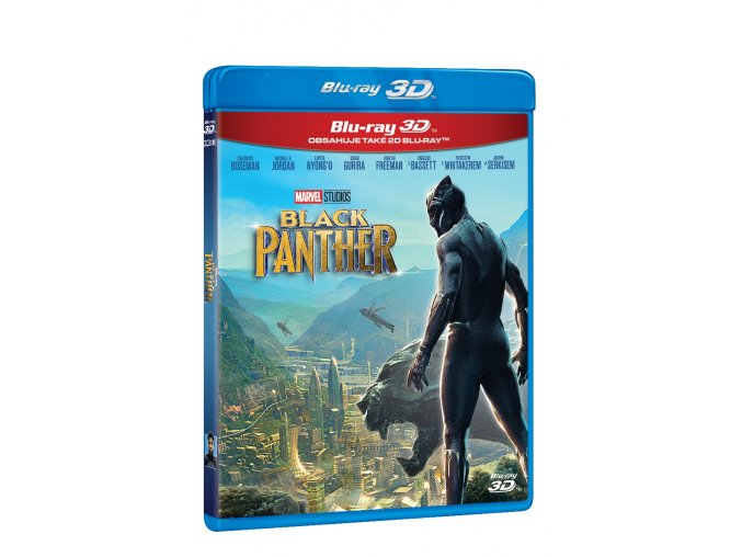 black panther 2blu ray 3d 2d 3D O