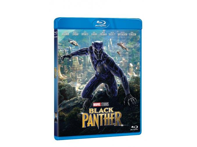 black panther blu ray 3D O