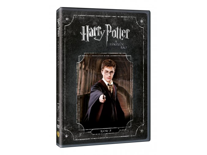 DVD: Harry Potter a Fénixův řád 1DVD