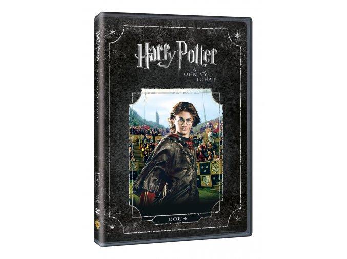 DVD: Harry Potter a Ohnivý pohár