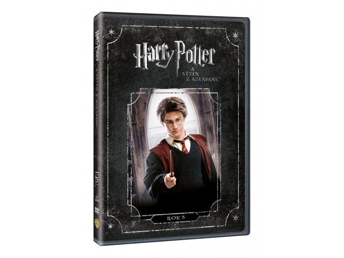 Harry Potter a Vězeň z Azkabanu DVD