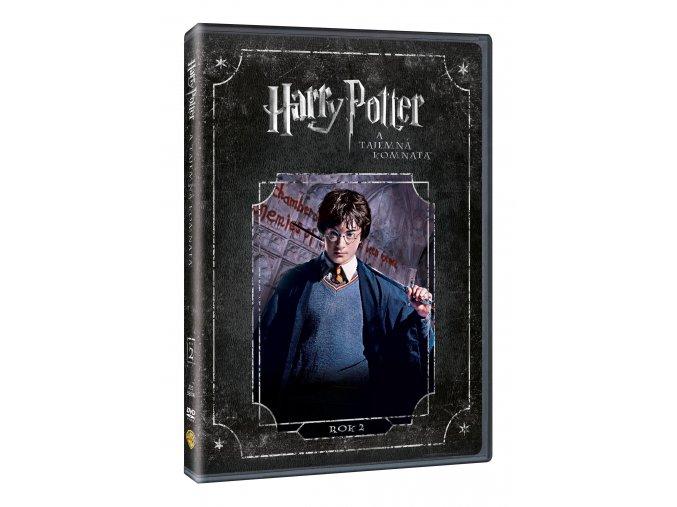 DVD: Harry Potter a Tajemná komnata